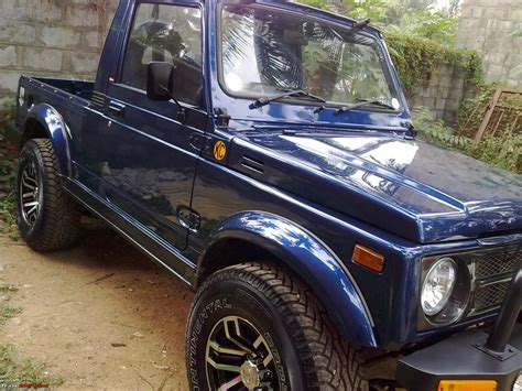 modified maruti gypsy king the gallery for gt modified maruti gypsy king