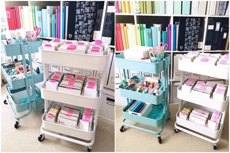 raskog hack 15 clever ikea rolling cart hacks that are simply awesome