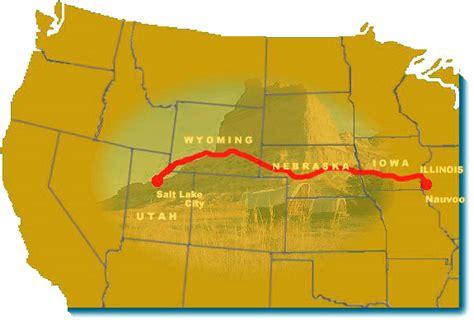 Maps   Mormon Pioneer National Historic Trail (U.S
