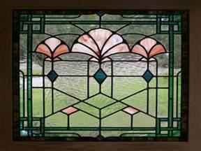 Interior Transom Window Interior Faux Stained Glass Window Film To Little