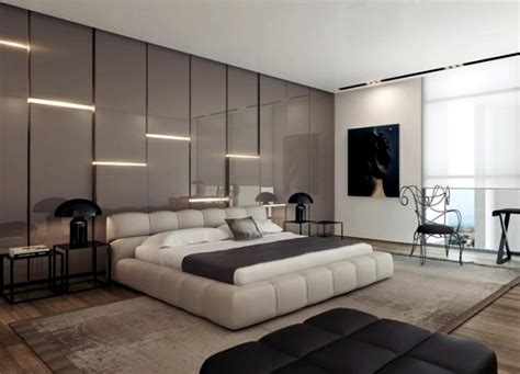in the bedroom 20 ideas for attractive wall design the bed in the