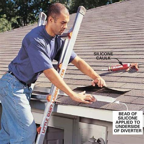 add  rain diverter  family handyman