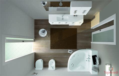 superba Arredare Il Bagno Moderno #1: stanza-bagno-moderna-arredata.jpg