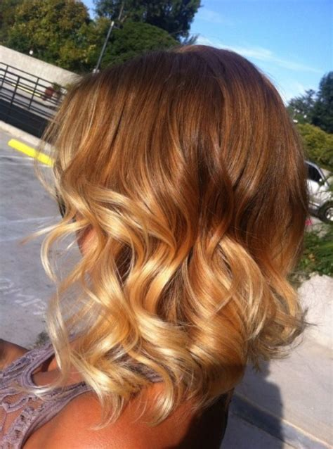 short ombre hair short layered ombre hair hairstyles weekly