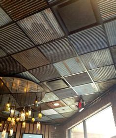 Metal Garage Ceiling by 1000 Images About Reclaimed Tin Corrugated Metal