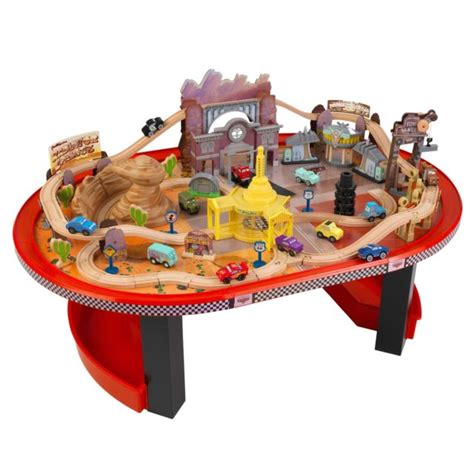 disney cars booster seat for table kidkraft disney cars radiator springs race track set and
