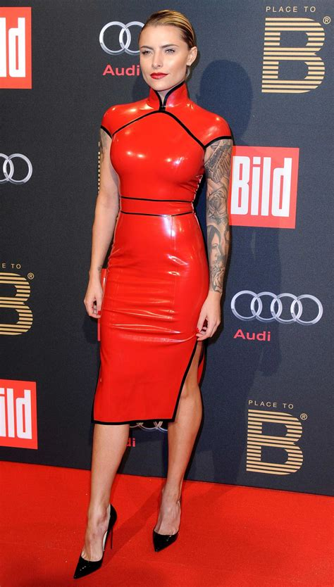 sophia thomalla at the place to b bild party 10 png the