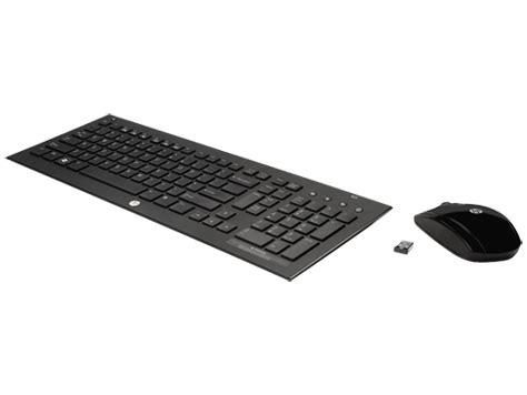 Keyboard Mouse Wireless Hp hp wireless elite v2 desktop keyboard usb wireless nano