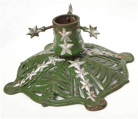 cast iron tree stand tree stand in cast iron with original paint