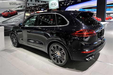 porsche jeep 2015 porsche cayenne turbo s 2015 wallpapers hd
