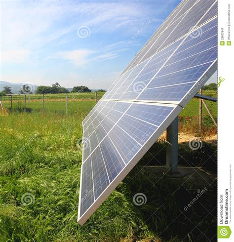 solar panels royalty free stock photography image 25803347