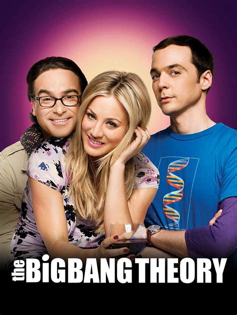 the big bagn theory the big theory cast and characters tvguide