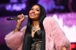 Nicki Minaj Nicki Minaj Challenge Lifts Rapper On Social 50 Chart