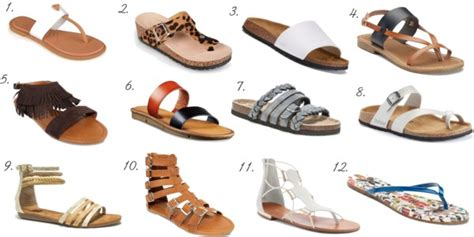 different types of flats shoes pin shoe type flats sandals on
