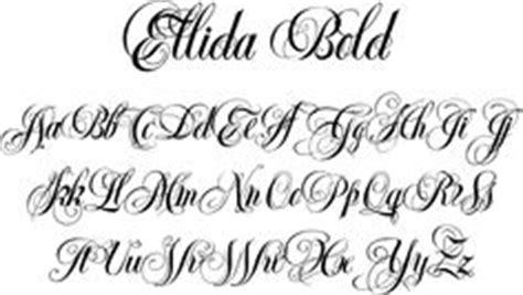 cursive letters font lettering script font free 1175