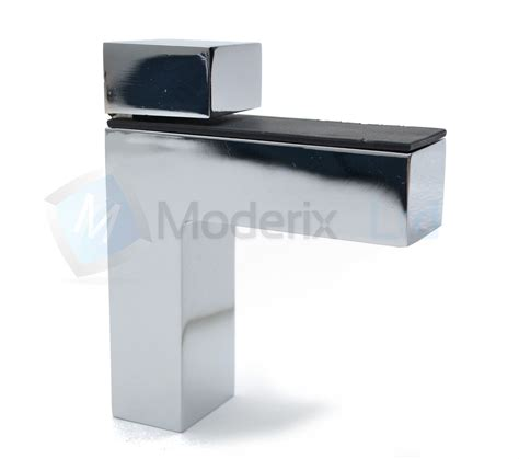 chrome nickel shelf bracket glass shelf support 2 45mm