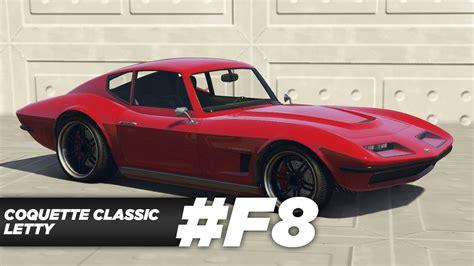 fast corvette gta 5 fast furious 8 1966 corvette stingray
