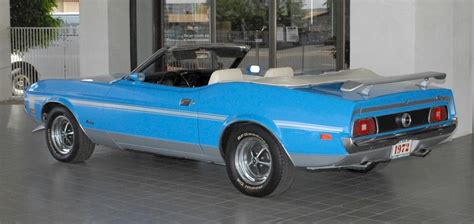 light blue mustang convertible light blue 1972 ford mustang convertible mustangattitude