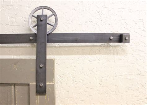 Vintage Sliding Barn Door Hardware Rustic Black Barn Black Barn Door Hardware