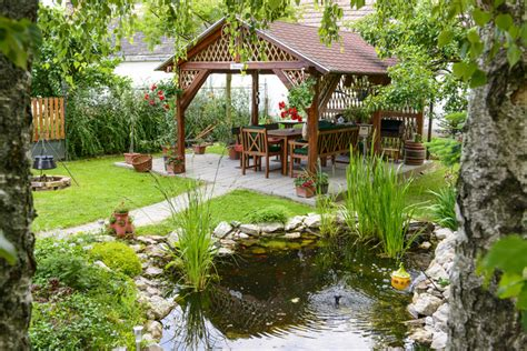 backyard features 35 backyard pond images great landscaping ideas