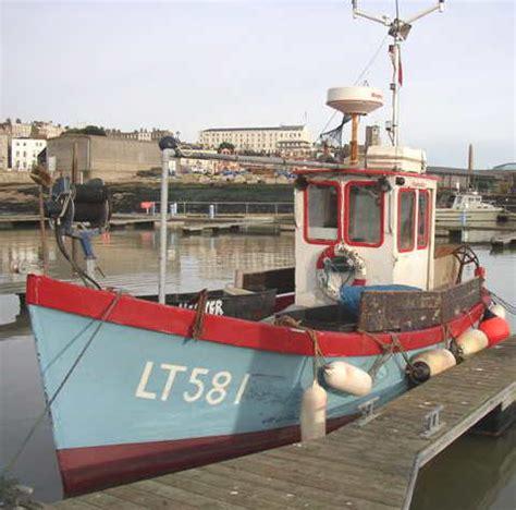 fishing boats for sale kent uk fishing boat apprentice cygnus 21 netter potter for sale