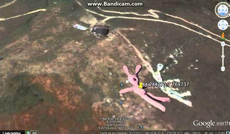 imagenes ocultas de google earth coordenadas conejo gigante de google earth coordenadas 44 244273 7