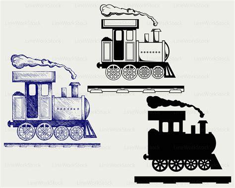 treno clipart locomotive svg clipart svg silhouette