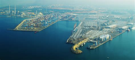 what is a port file ashdod port aerial view jpg wikimedia commons