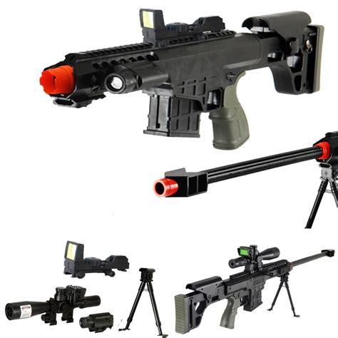 ebay airsoft 315 fps scout sniper tactical airsoft rifle m82a1 gun