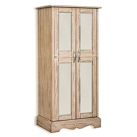 hives honey jewelry armoire buy hives honey chelsea jewelry armoire from bed bath