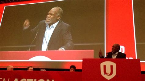 danny glover unifor video actor danny glover addresses unifor in vancouver