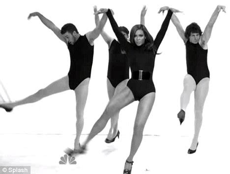 Single ladies dance half speed