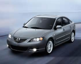 mazda 3 history of model photo gallery and list of