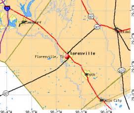 floresville tx 78114 profile population maps