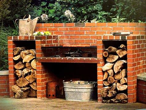 Build A Backyard Bbq by How To Build A Brick Barbecue For Your Backyard Home
