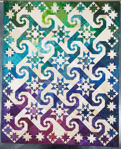 quilt pattern snail s trail quilt inspiration straight piecing patterns that appear