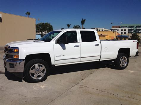 crew cab long bed 2014 6 6l duramax 2500hd crew cab long bed 4x4 amp