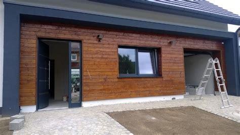 Studio Homes elewacje drewniane moco cedral