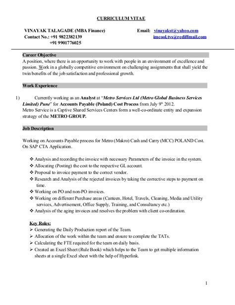 Mba Summer Internship Resume Sle by Sle Resume For Auditor 28 Images Rn Auditor Resume