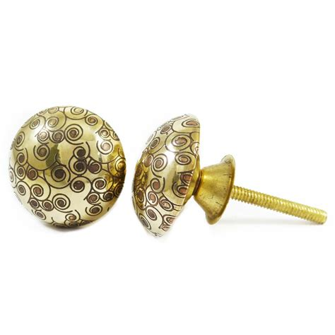 Indian Door Knobs by Indian Brass Door Knobs Cabinet Knob Drawer Pull Unique