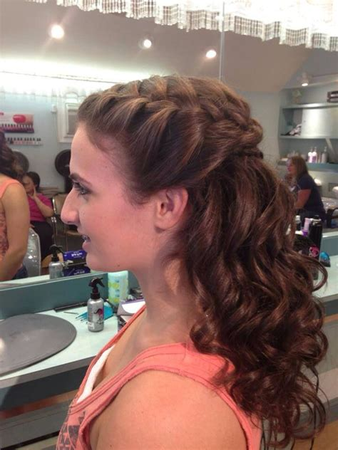 diy hairstyles for dance 32 best images about semi formal hairstyles on pinterest