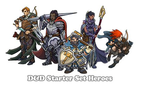 printable heroes reddit printable heroes print and play minis based on the d d