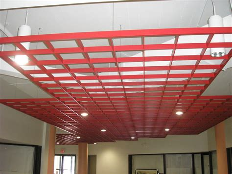 drop ceiling grid system modern ceiling design how to