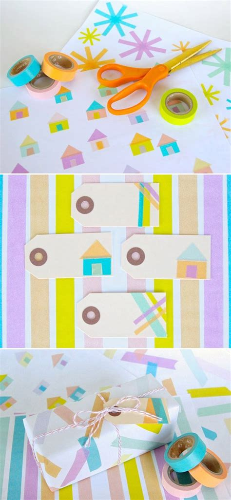 what to use washi for 100 creative ways to use washi diy crafts
