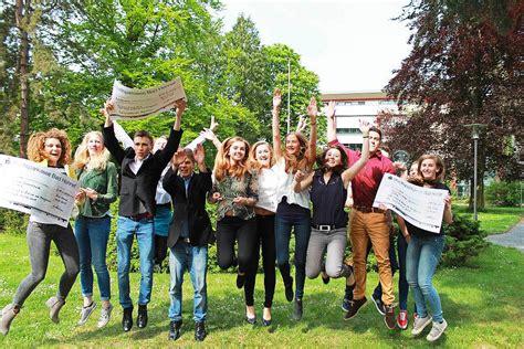 Bewerbung Hochschule Offenburg Grimmelshausen Gymnasium Holt Abi Event Preis Offenburg Badische Zeitung