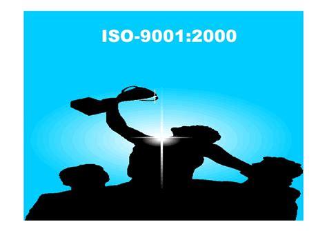 Iso 9001 2000 Apresenta 231 227 O Dos Requisitos Para Manufatura