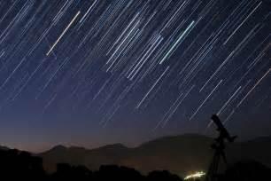 nasa views perseid meteor shower days before predicted