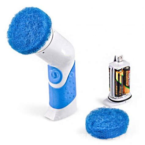 electric cleaning brush bathroom handheld electric cleaner brush portable cordless power