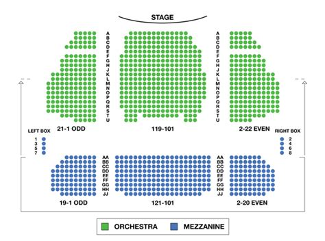 king broadway interactive seating chart beautiful the carole king musical on broadway discounts