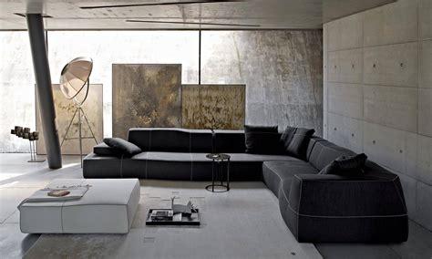 sofa in the living room modern living room furniture design